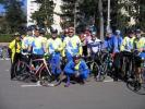 Photo du club : CTR cyclotouriste roannais
